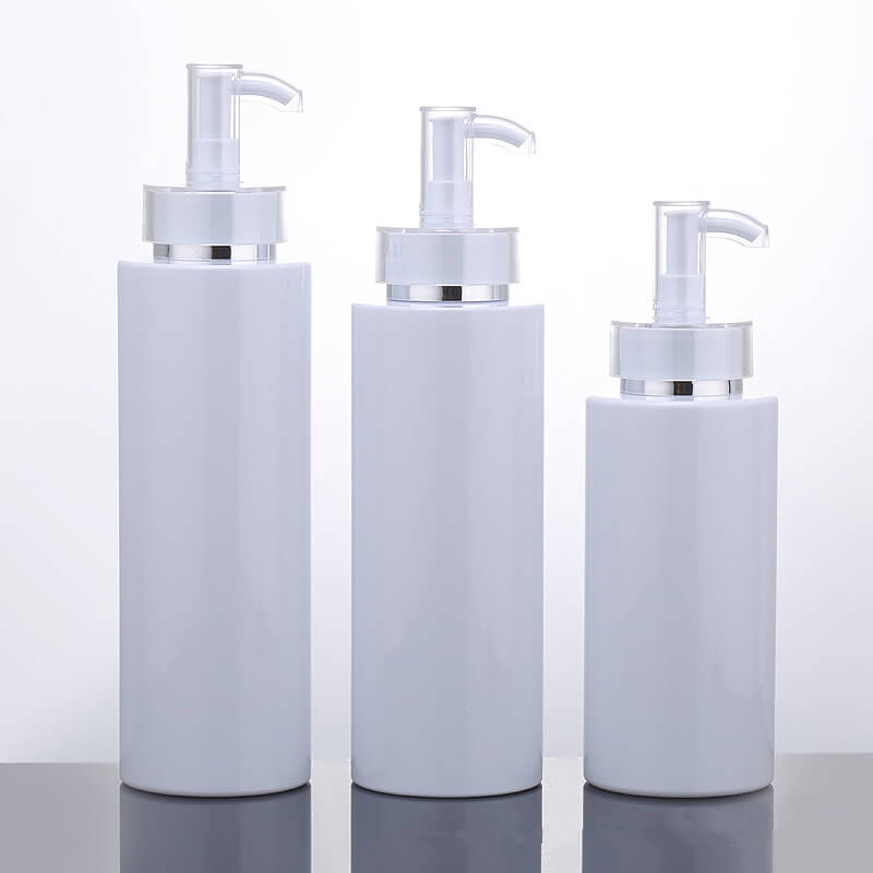 500ml shampoo packaging plastic pet bottle