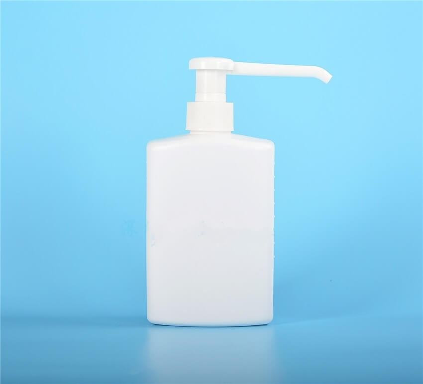 Medical hand washing bottle