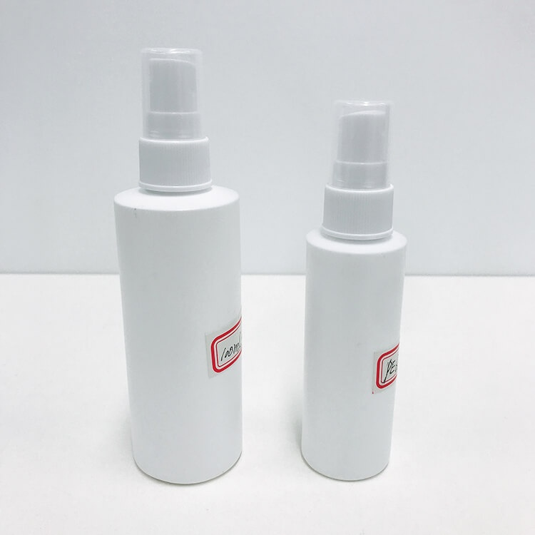 Stocks HDPE Small Plastic Bottles