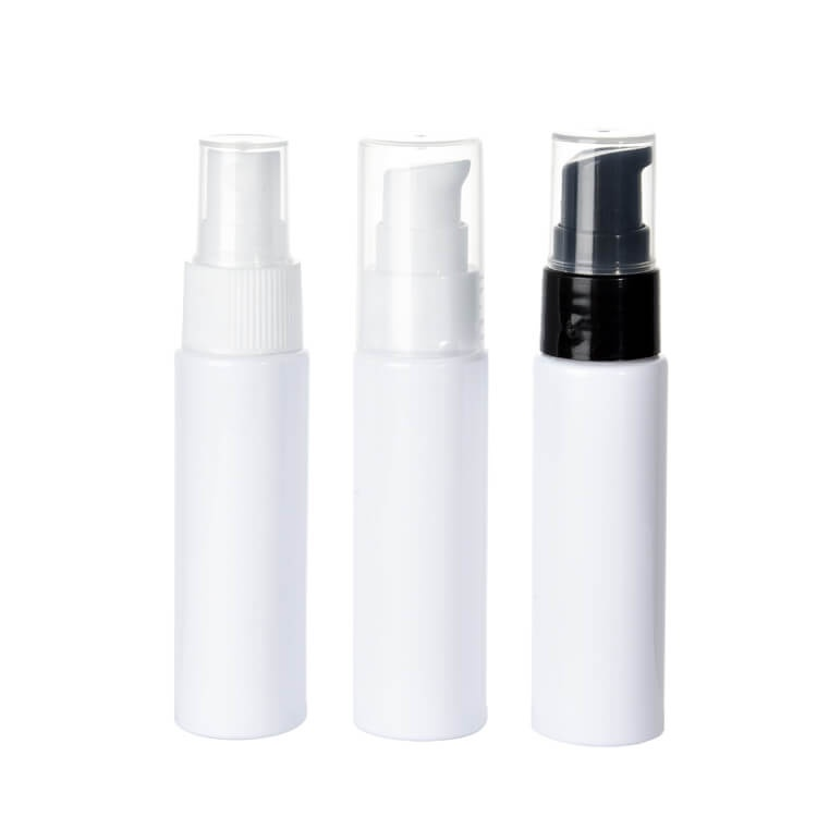 PET mist  lotion spray bottle