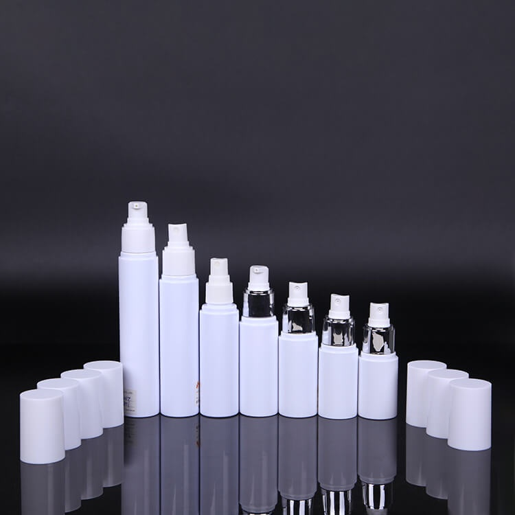 big cap makeup setting plastic spray bottles