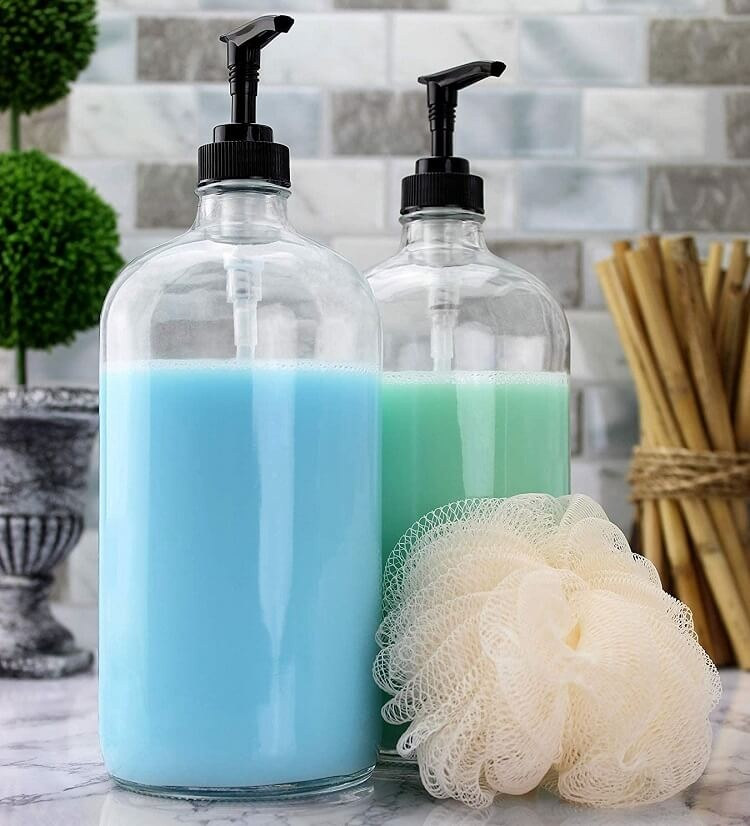 Wholesale 32oz Shampoo Soap Dispenser