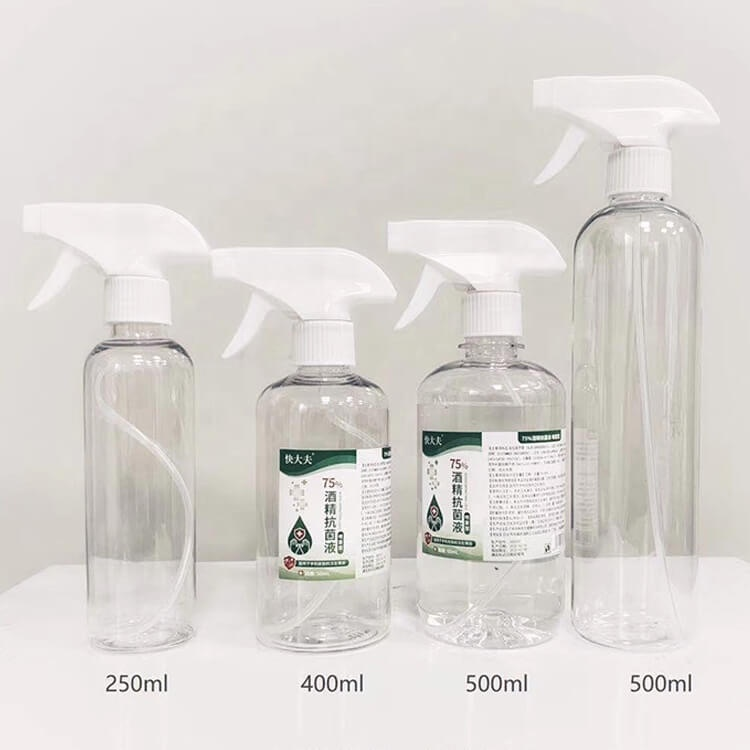 Wholesale 2oz 4oz 16oz 32oz Spray bottles